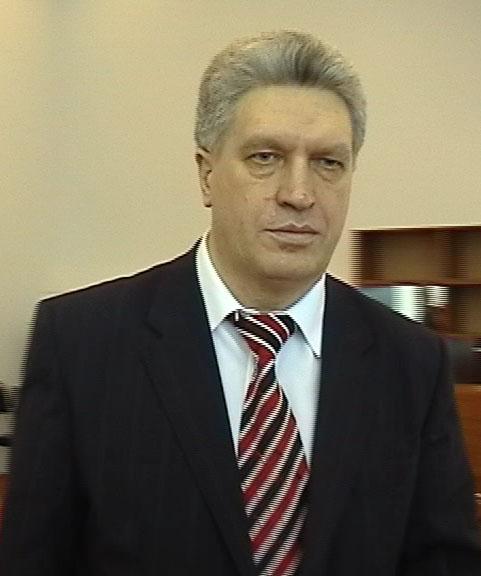 Председатель Ярославской областной организации ВОС Осипов Александр Сергеевич